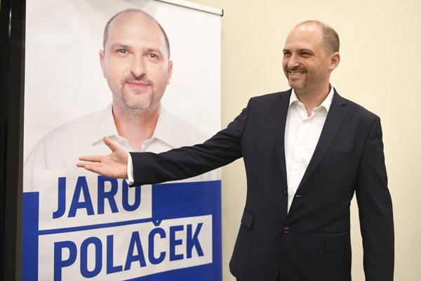 Jaroslav Polaček.