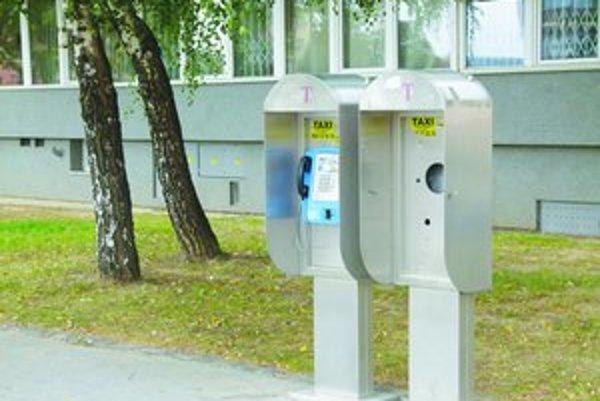 O telefónne automaty už nie je záujem.