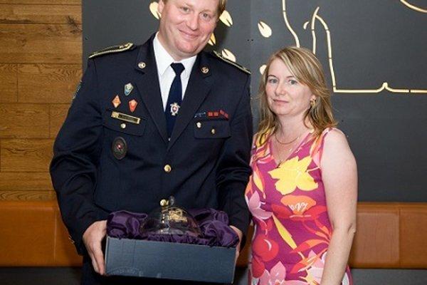 Juraja Bartu vybrali spomedzi mnohých dobrovoľných hasičov, ktorí by si ocenenie zaslúžili.