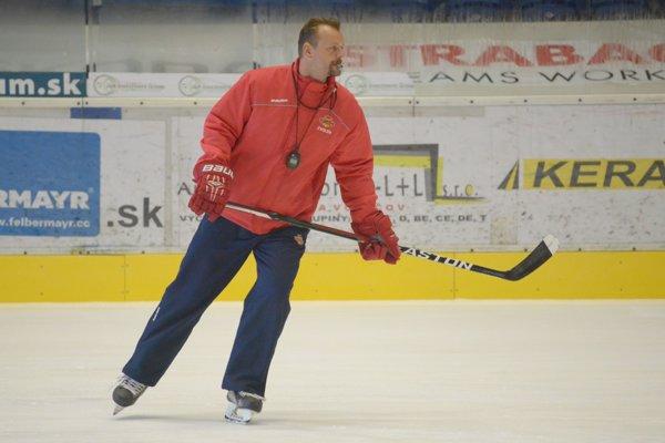 Andrej Podkonický povedie seniorské mužstvo po prvýkrát ako hlavný tréner.