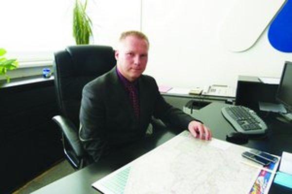 Dušan Páleník vystriedal vo funkcii Miroslava Kačinu