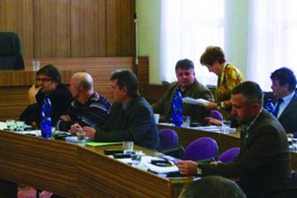 Zasadnutie zastupiteľstva. Tvorba rozpočtu na budúci rok nebola jednoduchá.