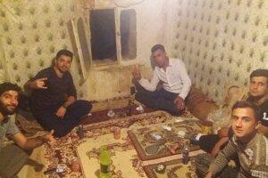Tajná zábava v schovanej iránskej dedine.