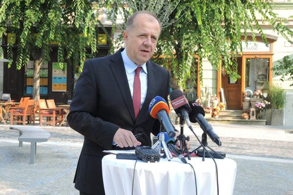 Richard Rybníček.