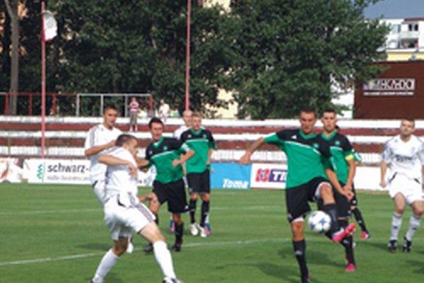 Topoľčany uhrali vonku remízu 0:0.