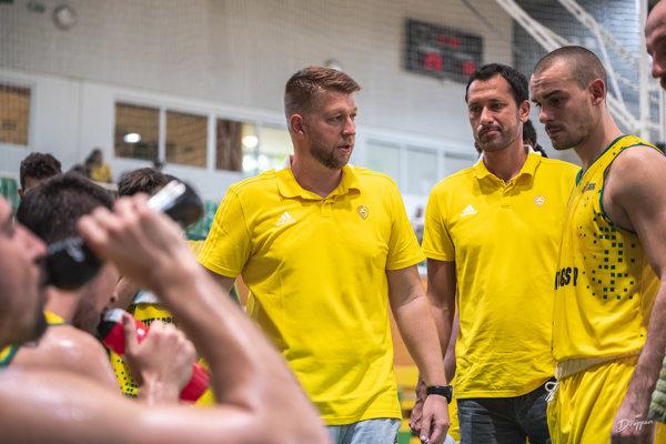 Mužstvo Tea Hojča odštartovalo sériu prípravných zápasov.