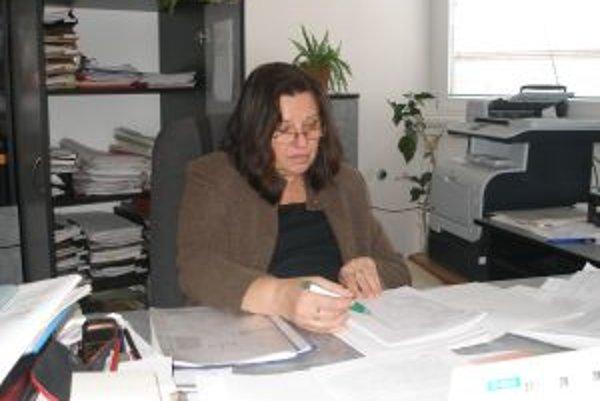 Podľa Kataríny Packovej je počet priestupkov každý rok približne rovnaký.