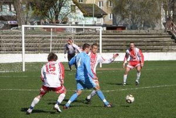Topoľčany prehrali svoj druhý zápas v jarnej časti.