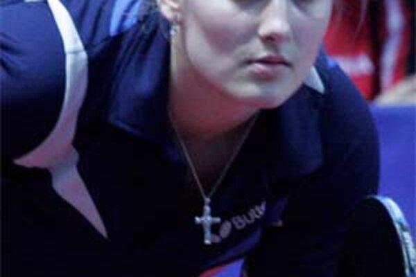 Výsledky Barbory Balážovej v Číne vzbudili výraznú pozornosť aj na internetovej stránke Svetovej stolnotenisovej federácie ITTF, z ktorej je aj táto snímka.