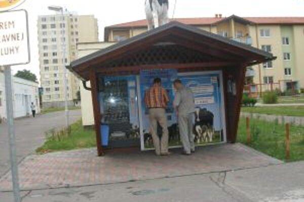Najviac mlieka sa z automatu predá na sídlisku Juh.