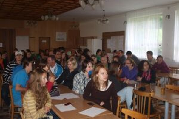 Začiatkom septembra sa na Duchonke školilo 85 anjelov.