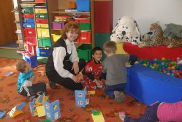 Podľa Jany Merašickej dokážu deti spolupracovať s psychológmi od druhého roku života.
