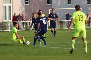 Šimonovany v Slovenskom pohári vyradili Rohožník po výhre 2:0.