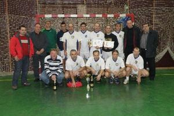 Víťaz turnaja - Slovenská národná strana.