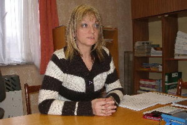 Starostka Zuzana Flórová sa spolu s občanmi bude usilovať o krajšie Veľké Chlievany.