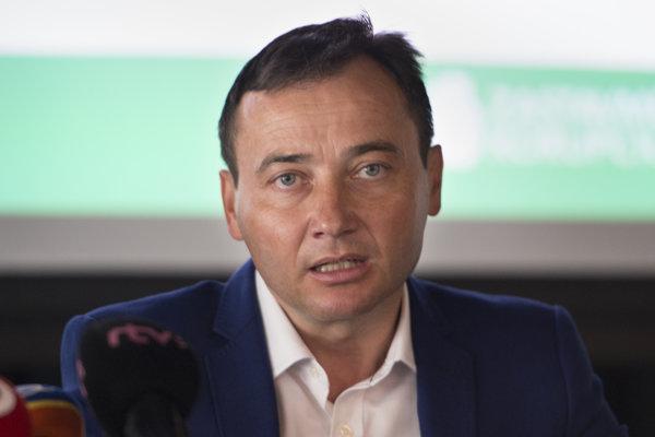 Bývalý zamestnanec ministerstva obrany Maroš Klinčák.