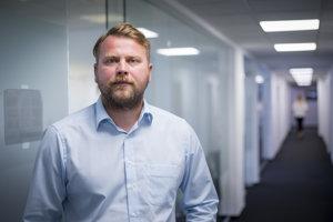 Miroslav Garaj, riaditeľ personálnej agentúry Grafton