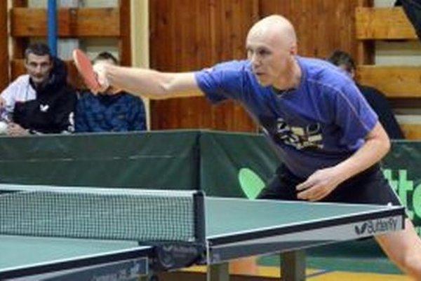 Novým majstrom Turca v stolnom tenise sa stal Jaroslav Cagáň.