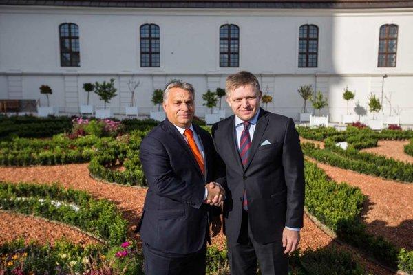 Expremiér Robert Fico si s maďarským premiérom Viktorom Orbánom rozumel.