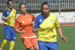 V nedeľu na štadióne L. Gancznera v Nových Zámkoch zápas II. ligy žien FC Union - Sv. Jur so začiatkom o 14.00