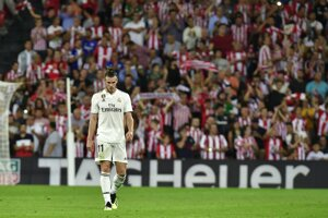 Gareth Bale z Realu Madrid.