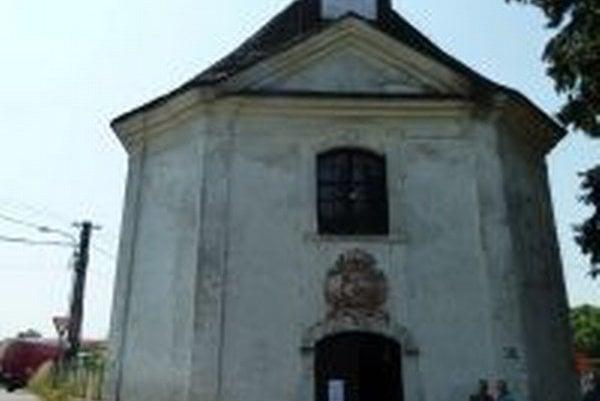 Priekopský kostol pochádza z 18. storočia.