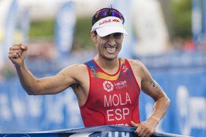 Španiel Mario Mola.