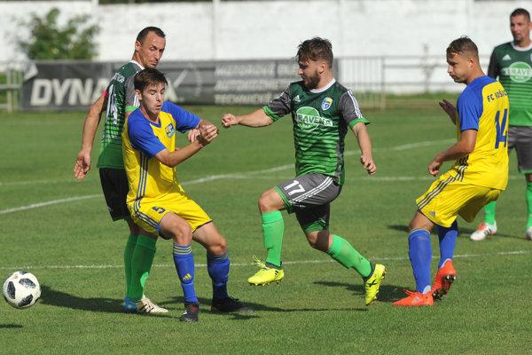 Šarišské Michaľany - FK Košice.