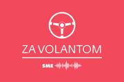 Podcast Za volantom o autách a doprave.
