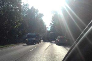 Dopravná nehoda sa stala v smere na Strečno.