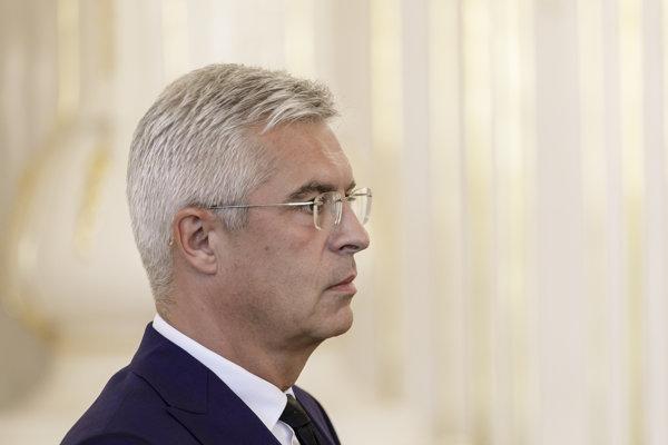 Nový slovenský veľvyslanec v USA Ivan Korčok.