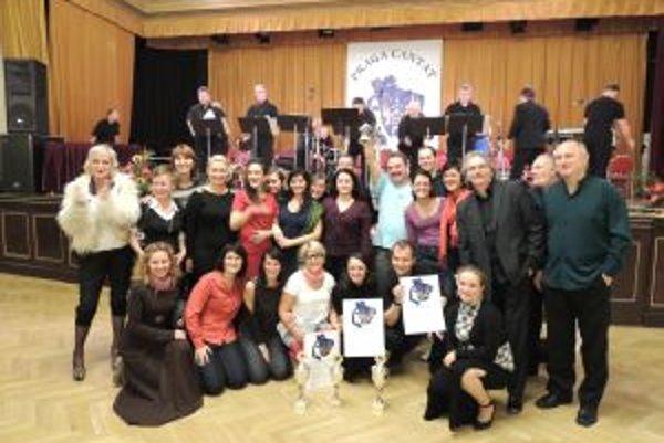 Spevácky zbor Cantica Collegium Musicum z Martina.