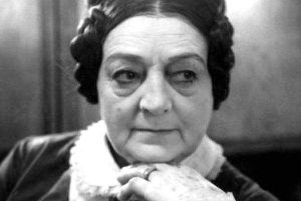 Hana Meličková.