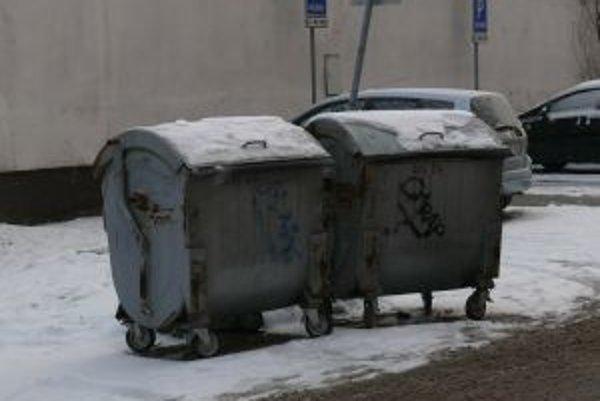 V Martine občania za komunálny odpad zaplatia 25 eur.