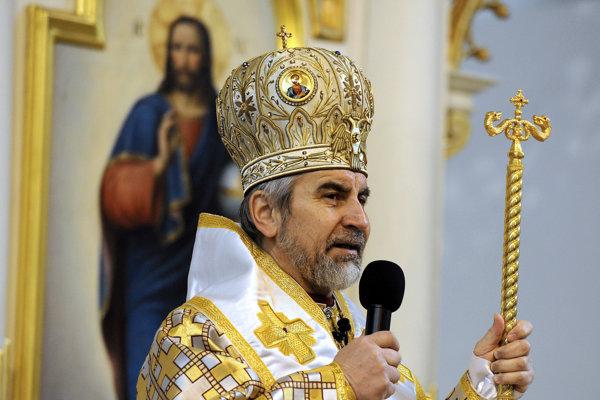 Košický gréckokatolícky biskup Milan Chautur