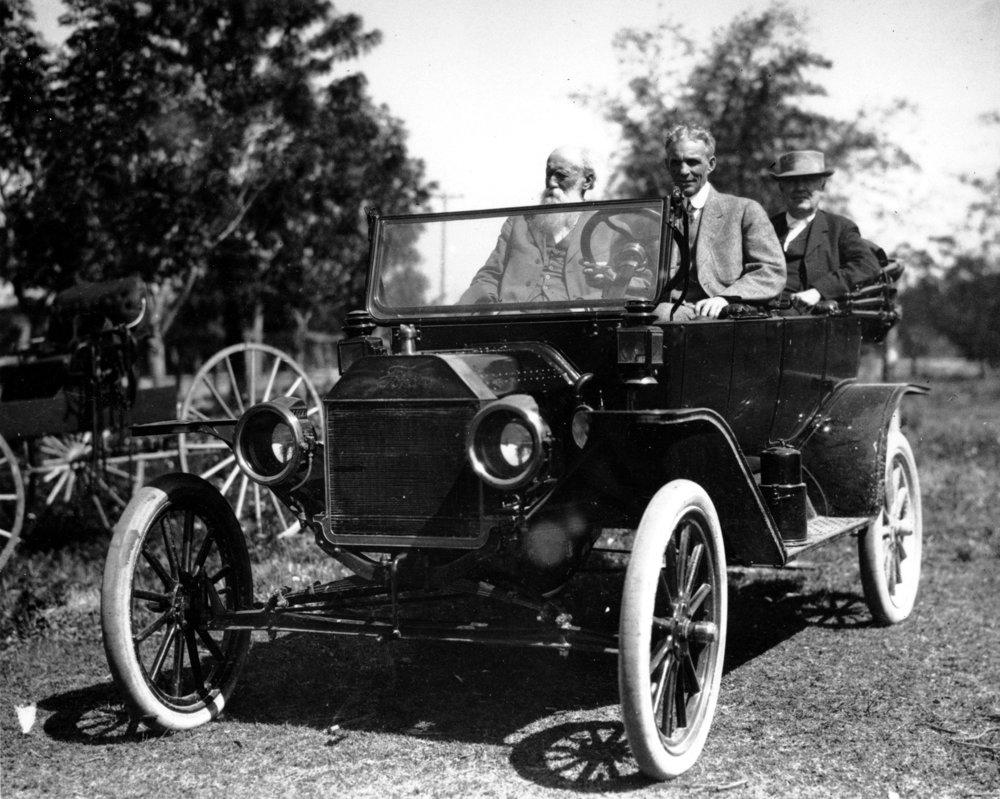 Henry Ford dosiahol úspechy v podnikaní, ale aj v šírení predsudkov.