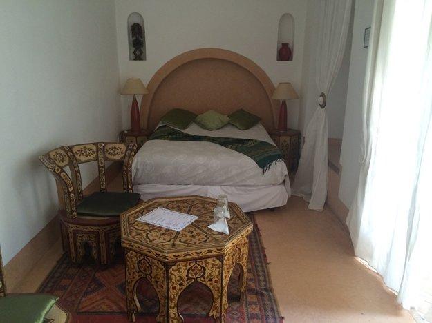 Hotel Riad Dar Nabila 3*, Marakéš.