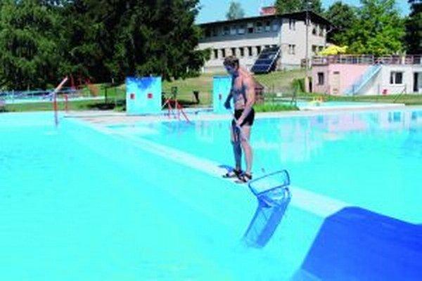 Športovo-rekreačný areál Drienok v Mošovciach.