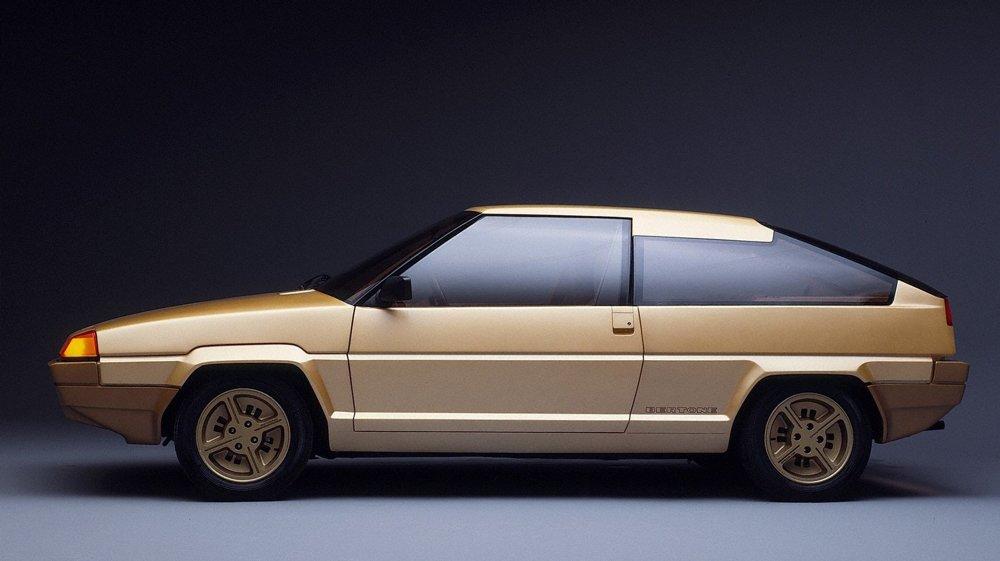 Bertone Volvo Tundra 1979
