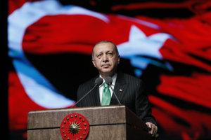 Prezident Recep Tayyip Erdogan sa chystá na návštevu Berlína.