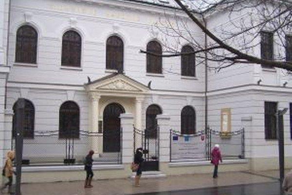 Múzeum Andreja Kmeťa je už pripravené na prvých návštevníkov.