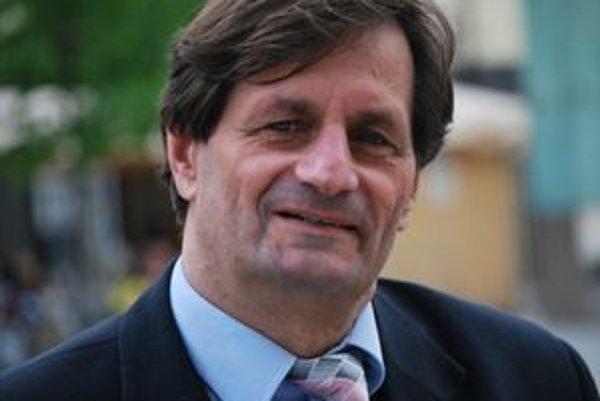 Ján Zuberec, poslanec Mestského zastupiteľstva v Martine.