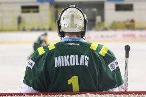 Do novej sezóny vstúpil Mikoláš s číslom 1 na svojom drese.