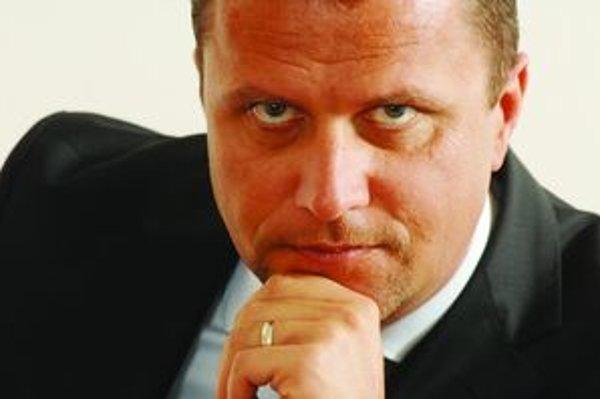 Andrej Hrnčiar. Na čele mesta Martin je už piaty rok.