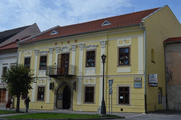 Levočská knižnica.