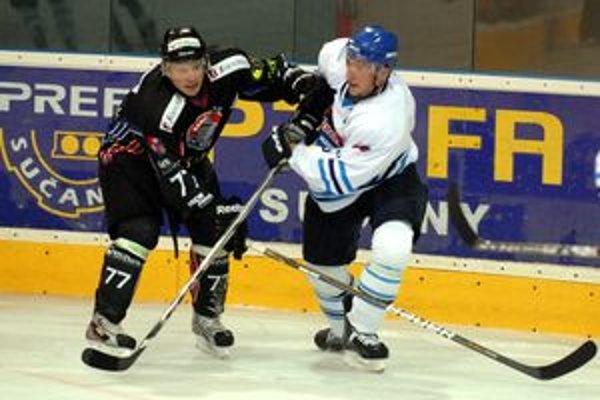 Martinčania si v príprave zahrali aj so Sanokom - účastníkom poľskej ligy. Vysoko nad ním vyhrali.