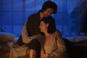 Juliette Binoche vo filme Vision od japonskej režisérky Naomi Kawase.