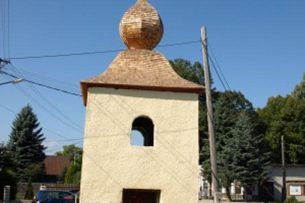 Zvonica v Rakši.