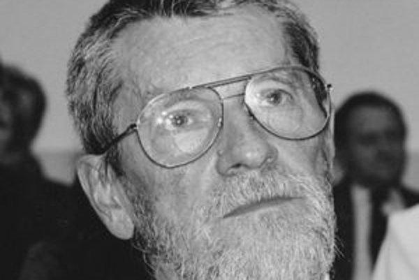 Robert Brož, tvorca zlatej éry slovenskej typografie.