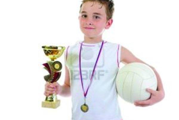 Hľadáme športovca juniora. Poznáte takého?